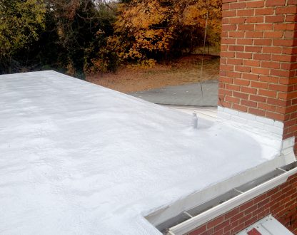 Spray Foam Is Specially Formulated With Closed Cells, Which Makes It One Of  The Best Insulating Materials On The Market Today. NCFIu0027s EnduraTech™  Roofing ...