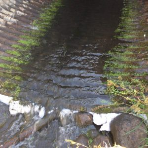 Galvanized Culvert Void Fill