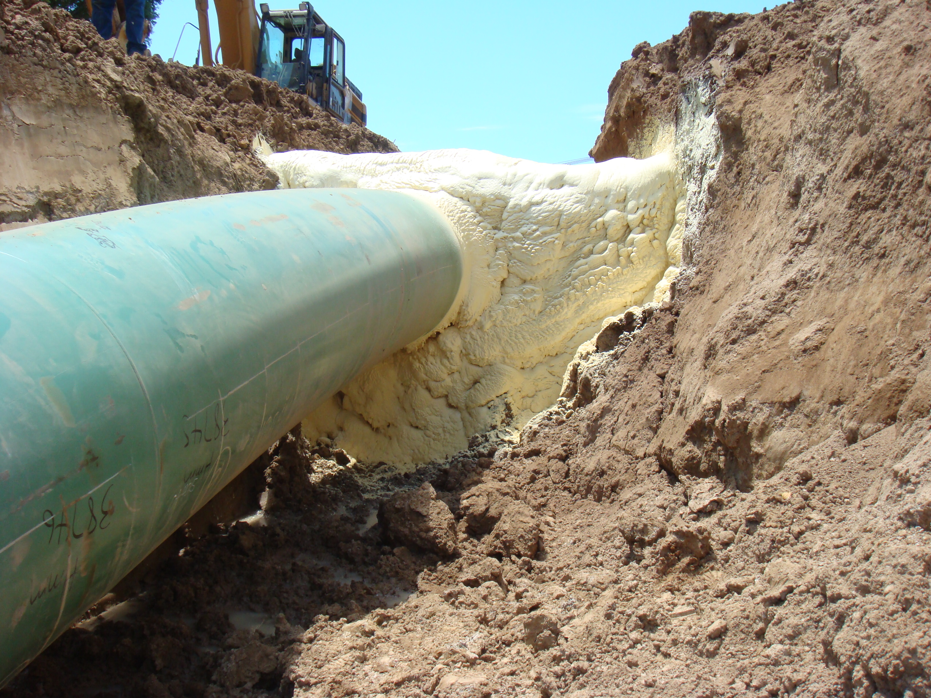 Pipeline Pads And Pillows Ncfi