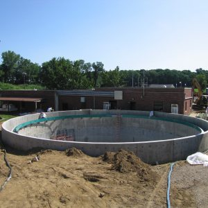 Waste Water Treatment Plant Fill Project 1