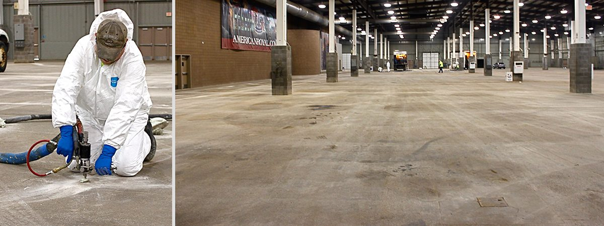 Commercial Concrete Rehabilitation
