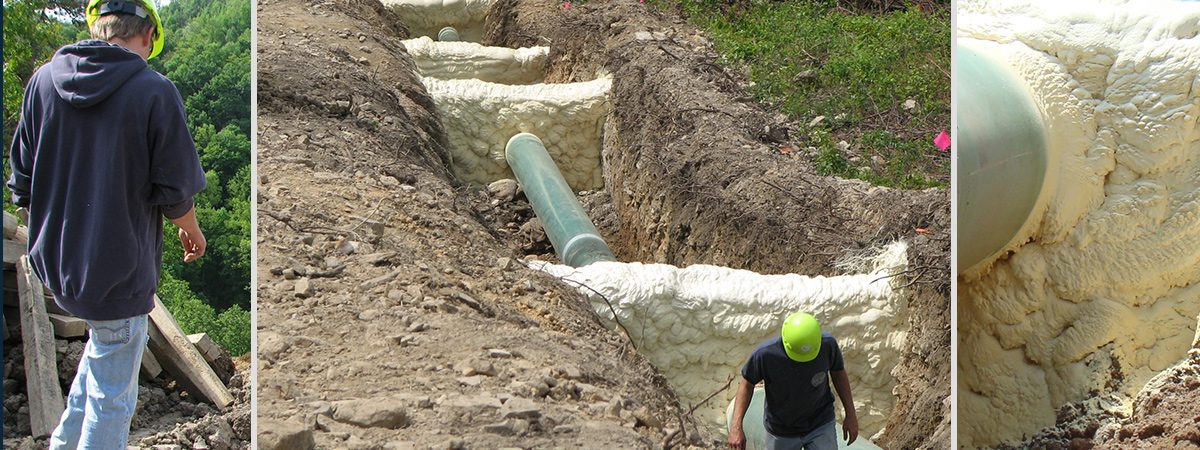 Pipeline Pads and Pillows