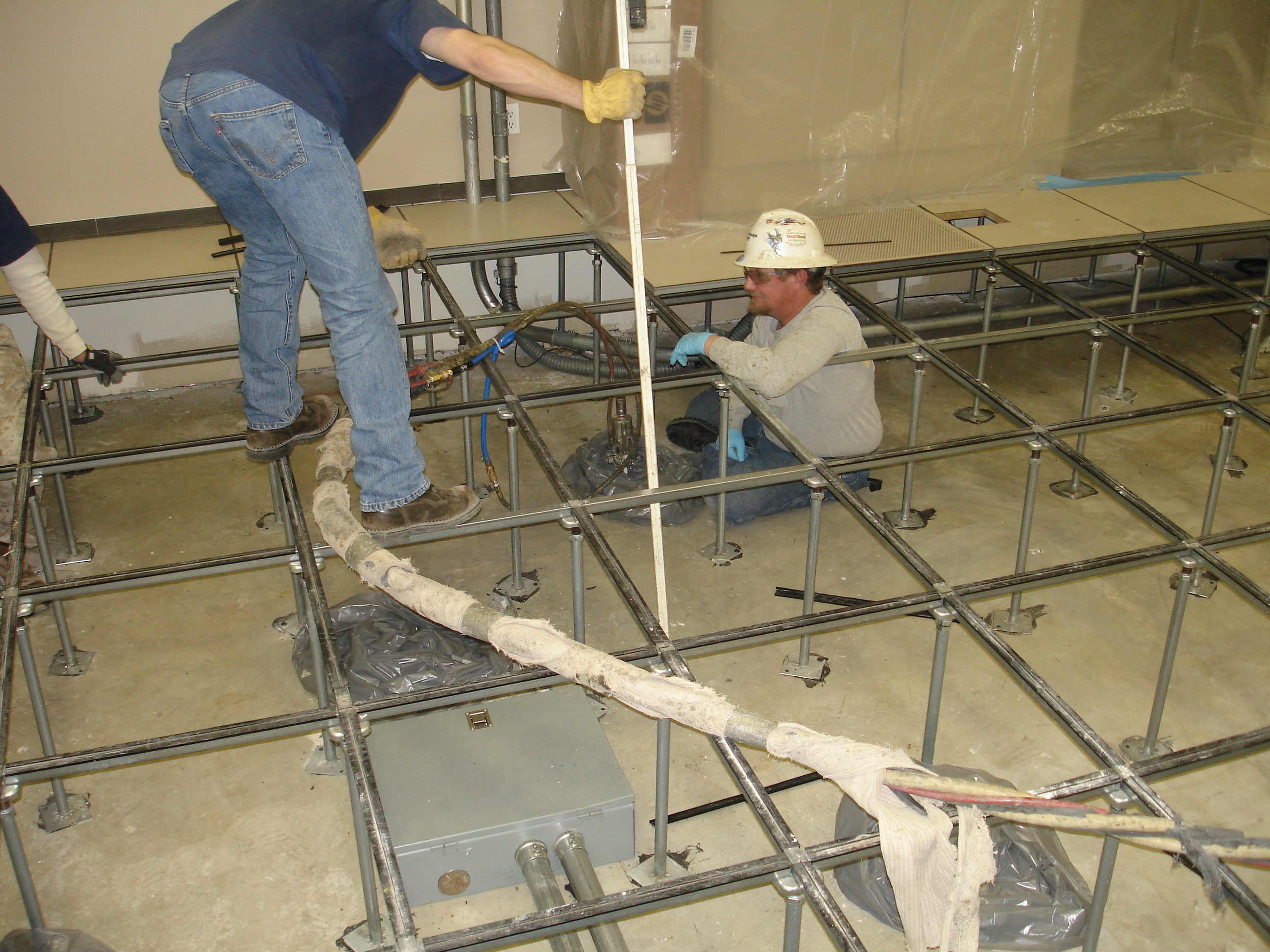 Commercial Concrete Rehabilitation Ncfi